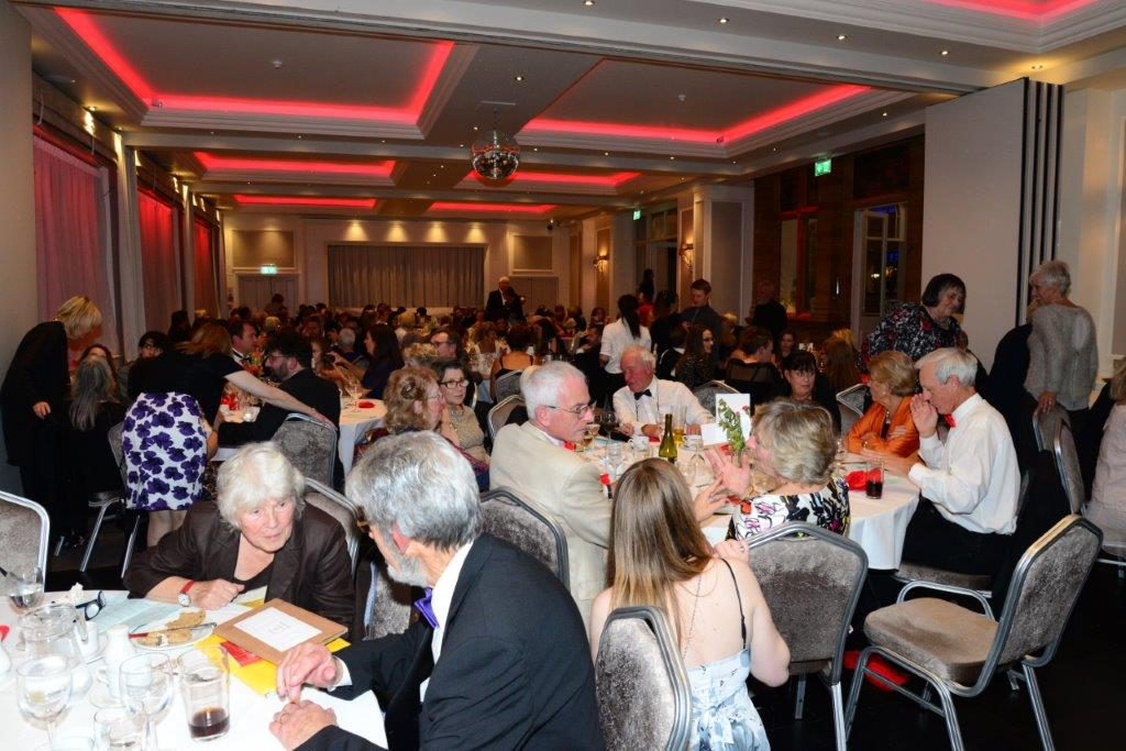 A crowded house for the Phoebe Rees Awards