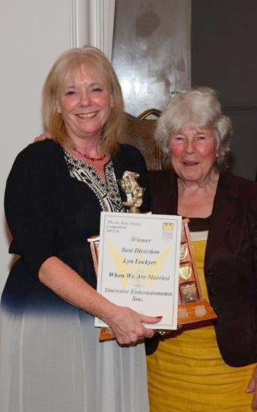 The Best Direction Award was won by Lyn Lockyer