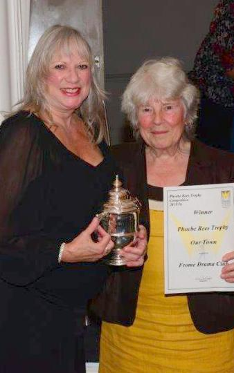 Best Production Award - Frome Drama Club